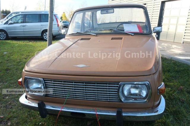 Wartburg  353W sedan for restoration ORIGINAL 1976 Vintage, Classic and Old Cars photo