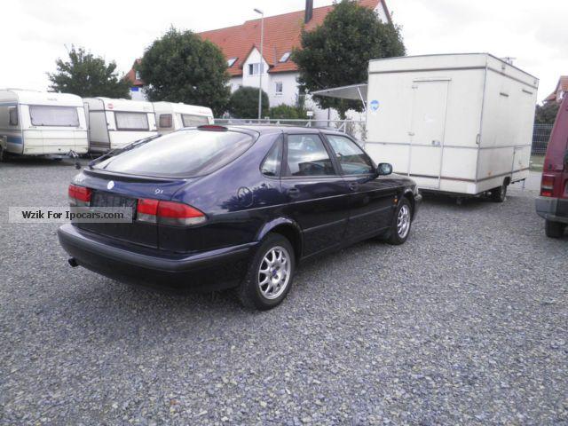 1998 Saab 9-3 Air Leather Good Zustnd D3 TÜV 2015 - Car ...  1998 Saab 9-3 A...
