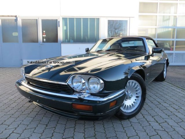 1995 Jaguar  V12 6.0 convertible - collector condition - last BJ Cabriolet / Roadster Used vehicle photo
