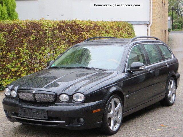 2008 Jaguar  X-Type 3.0 V6 4x4Executive/Navi/Leder/Xenon/DVD Estate Car Used vehicle photo