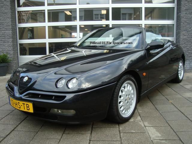 1998 Alfa Romeo  Spider 3.0 V6 12V Cabriolet / Roadster Used vehicle photo