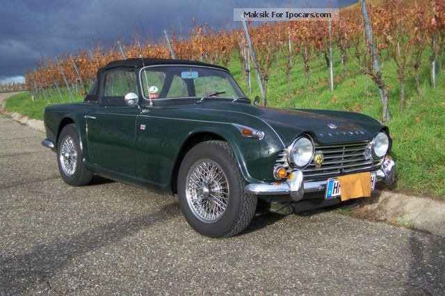 2012 triumph tr4 a irs overdrive car photo and specs. Black Bedroom Furniture Sets. Home Design Ideas