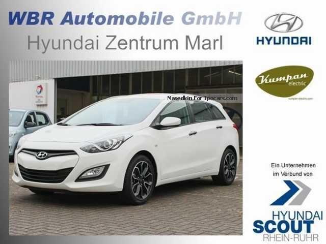 2013 Hyundai  i30cw 1.4 Classic Air, 17 'Aluminum Estate Car Pre-Registration(  Accident-free) photo