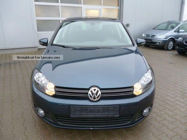 2009 Volkswagen  Golf VI Comfortline 1 Att: 37,000 KM ONLY Saloon Used vehicle photo