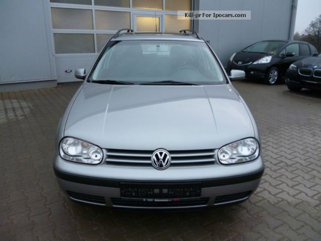 2002 Volkswagen  1.6 FSI Special 1.Hd retired veh 70,000 KM Estate Car Used vehicle photo