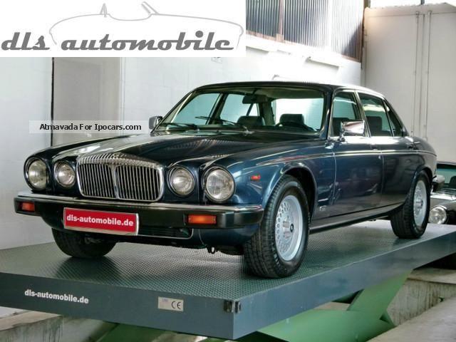 1981 Jaguar  Daimler Double Six H.E. H-APPROVAL! Saloon Classic Vehicle photo