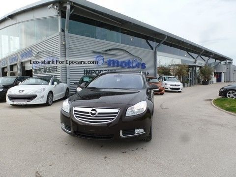 2013 Opel  Insignia CDTI 160 Cosmo Break Automatiqu Estate Car Used vehicle photo