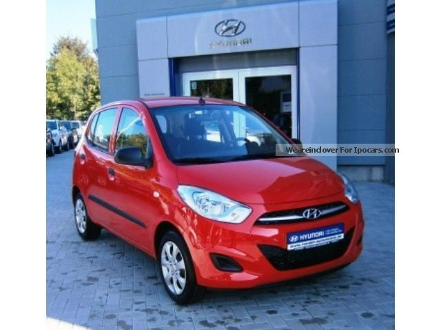 2013 Hyundai  i10 1.1 Classic 5 years warranty northwest Saloon Pre-Registration (  Accident-free ) photo
