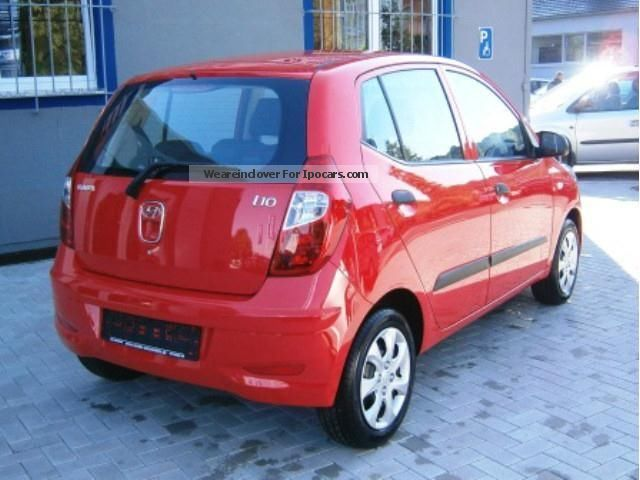 2013 hyundai i10 1 1 classic 5 years warranty northwest car photo and specs. Black Bedroom Furniture Sets. Home Design Ideas