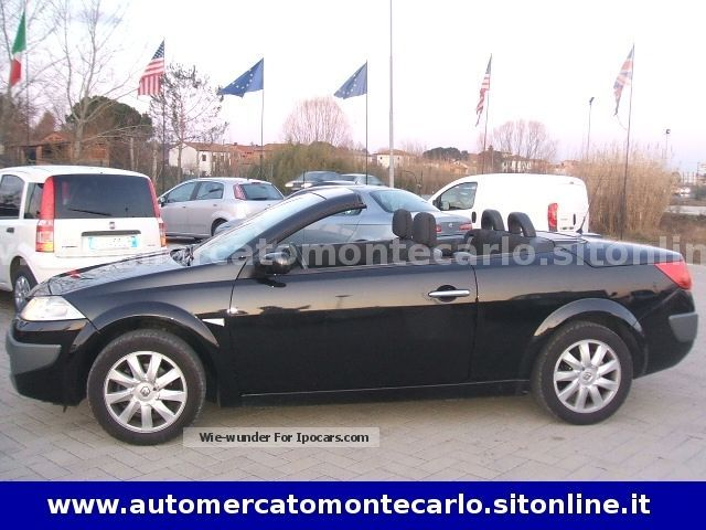 2007 Renault  Mégane Coupé dCi Cabr.1.5 Dynam. Cabriolet / Roadster Used vehicle photo