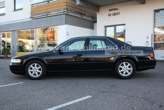 2002 cadillac sts 4 6 v8 northstar saloon used vehicle ( accident-free  )