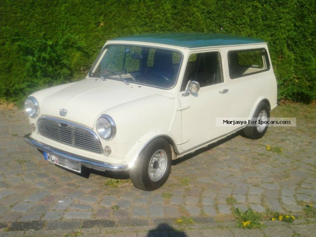 Austin  Mini Van 1972 Vintage, Classic and Old Cars photo