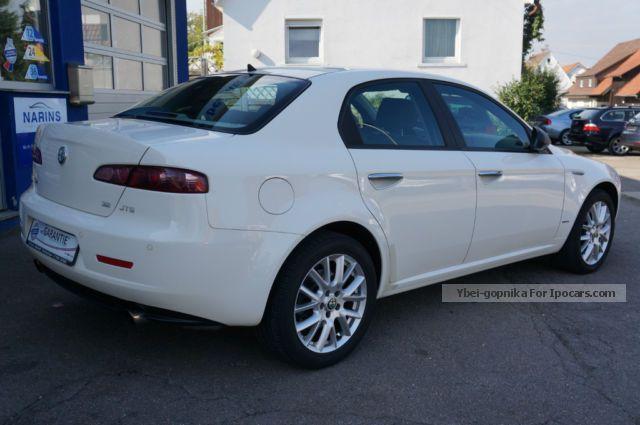 2010 Alfa Romeo Alfa 159 3 2 Jts V6 24v Q4 Ti Xenon Headlights Car