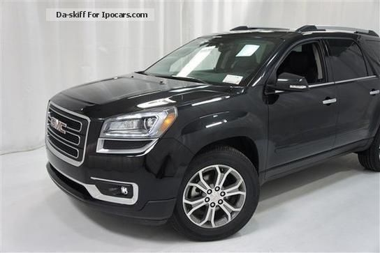 2013 gmc acadia slt 3 6 i 4x4 leder xenon modell 2014 car photo and specs. Black Bedroom Furniture Sets. Home Design Ideas