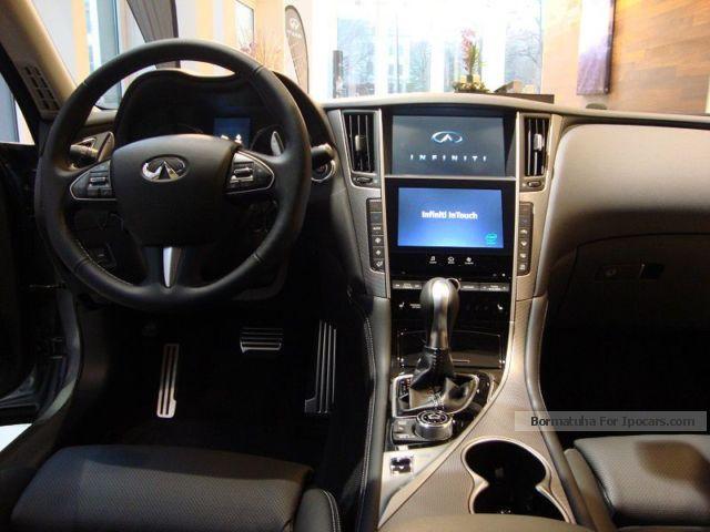 2017 Infiniti Q50 S Hybrid Awd 3 5 Dresden Saloon New Vehicle Photo 4