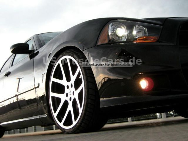 2012 Dodge Chargum Magnum Hemi Srt 2012 Car Photo And