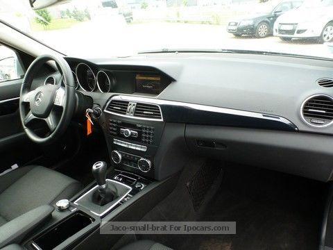 2012 mercedes benz classe c 180 cdi blueefficiency classic car photo and specs. Black Bedroom Furniture Sets. Home Design Ideas