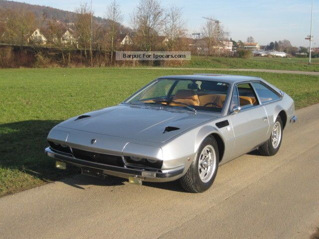Lamborghini  Jarama 400 1970 Vintage, Classic and Old Cars photo