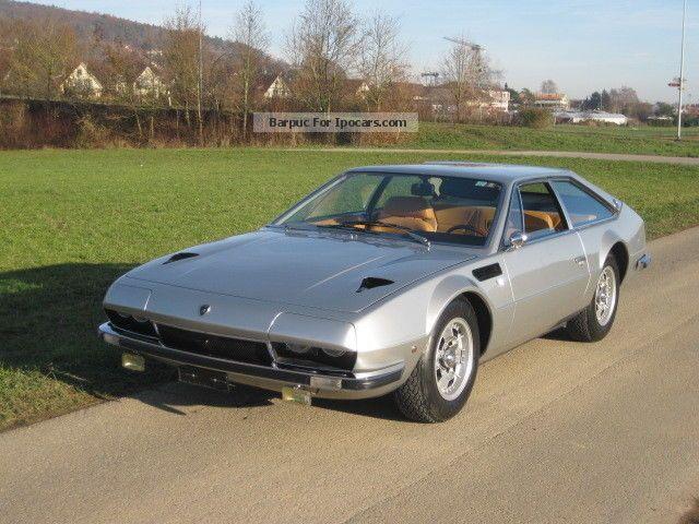 1970 Lamborghini  Jarama 400 Sports Car/Coupe Classic Vehicle photo