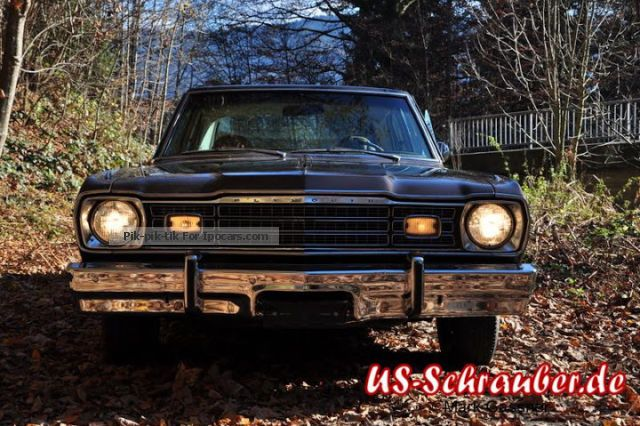Plymouth  Valiant Brougham 1974 Vintage, Classic and Old Cars photo