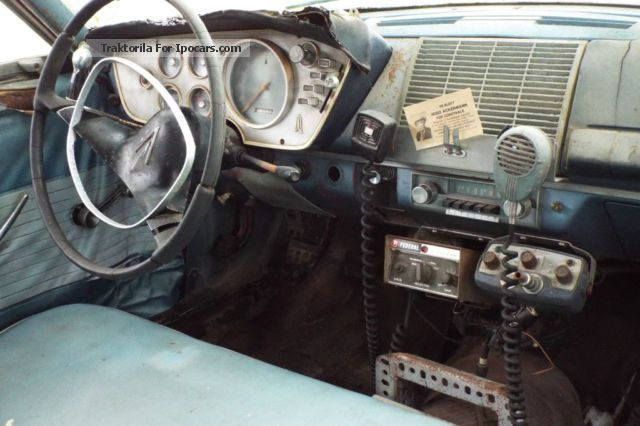 Cop Cars For Sale >> 1961 Plymouth Fury police car, cop car - Car Photo and Specs