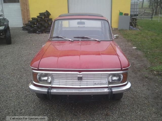 NSU  Very well preserved NSU, type 77, Bj.1970, 1200c, 1970 Vintage, Classic and Old Cars photo