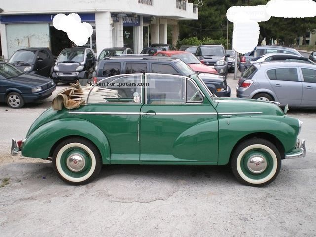 1957 Austin  morris minor tourer Cabriolet / Roadster Used vehicle photo
