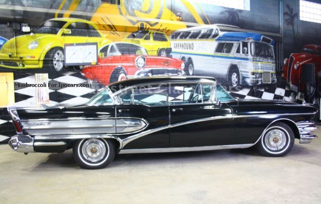 Buick  Roadmaster 75 non-tinkering 1958 Vintage, Classic and Old Cars photo