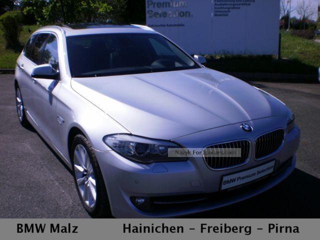 2012 BMW  525d xDrive Tour%%% (Head-Up Display Bluetooth) Estate Car Used vehicle photo