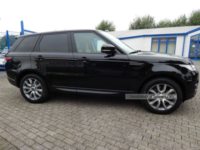 2013 land rover range rover sport sdv6 se new model car photo and specs. Black Bedroom Furniture Sets. Home Design Ideas