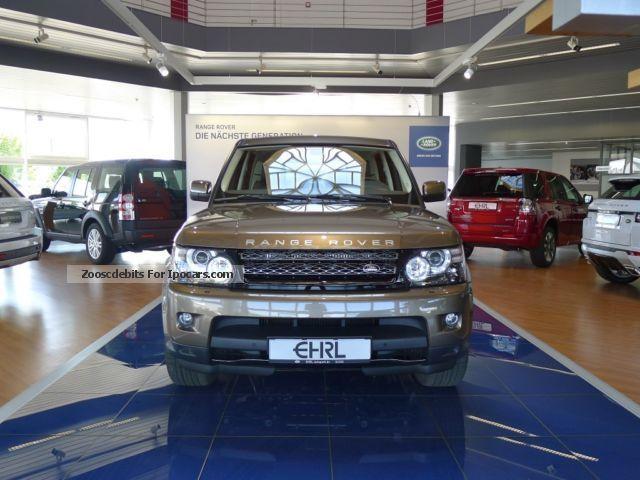2013 Land Rover  Range Rover Sport SE R SDV6 camera Navi Xenon Off-road Vehicle/Pickup Truck Used vehicle(  Accident-free) photo