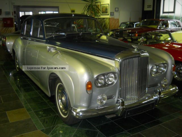 Bentley  S3 1965 Vintage, Classic and Old Cars photo