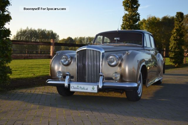 Bentley  S1 Standard Steel 1957 Vintage, Classic and Old Cars photo