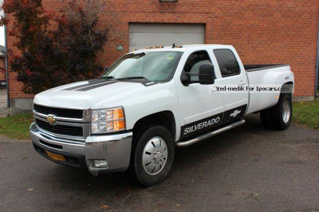 2012 Chevrolet  Silverado 6.6 Diesel DURAMAX * € 22,000 * net Off-road Vehicle/Pickup Truck Used vehicle photo