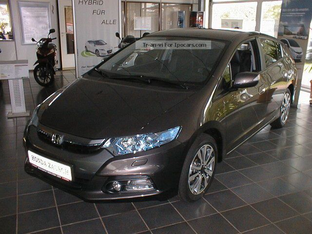 Honda  Insight 1.3 Exclusive 2013 Hybrid Cars photo