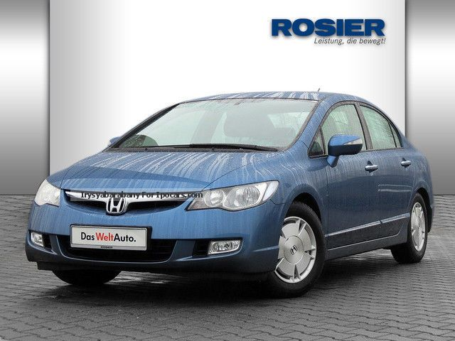 Honda  Civic 1.3 i-DSI VTEC Hybrid Comfort SHZ AIR 2009 Hybrid Cars photo