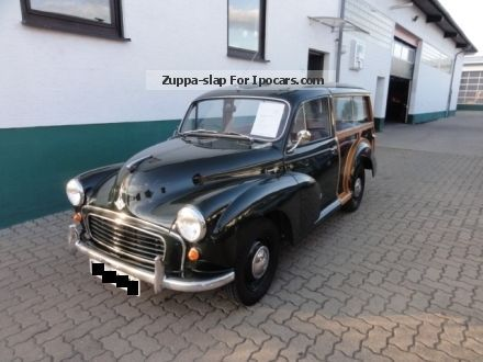 1963 Austin  Morris Minor Estate Car Used vehicle (  Accident-free ) photo