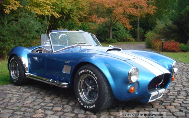 Cobra  427 RAM 5.8 L V8 1962 Vintage, Classic and Old Cars photo
