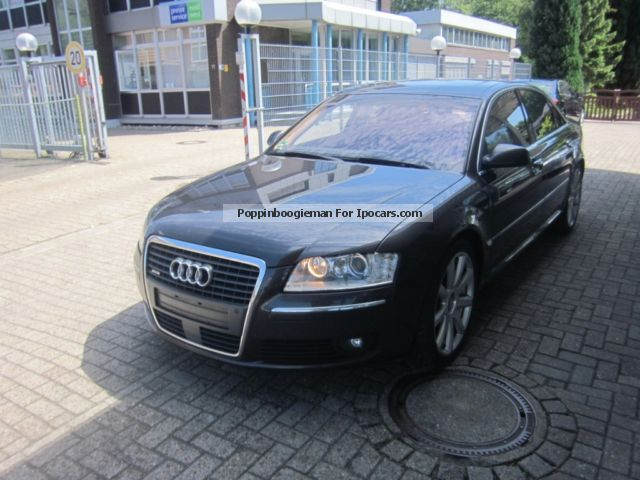2006 Audi  A8 4.2 TDI * Exclusive * B \u0026 O * keyless * Soft Close * Saloon Used vehicle photo