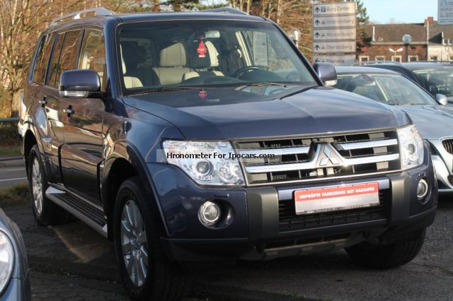 2010 Mitsubishi  Pajero 3.2 DI-D automatic 7 seater 1 hand full .. Off-road Vehicle/Pickup Truck Used vehicle photo