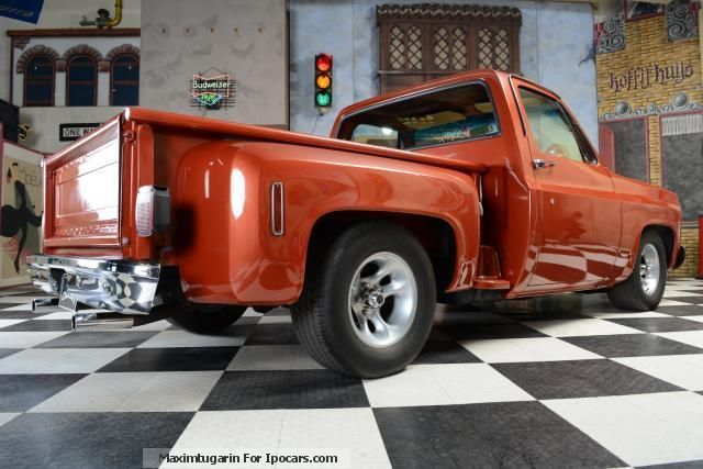 1977 GMC  Custom Pickup Stepside short bed Off-road Vehicle/Pickup Truck Used vehicle photo