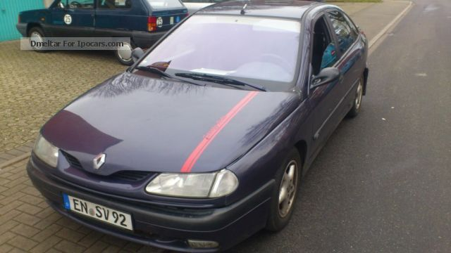 1995 Renault  Laguna Saloon Used vehicle photo