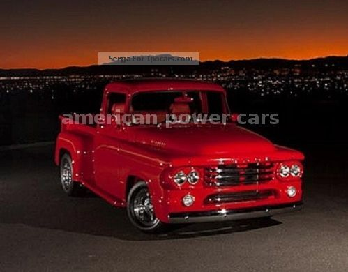 Dodge  Pick Up D100 V8 rare! 1958 Vintage, Classic and Old Cars photo