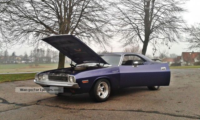Dodge  Challenger 440 1970 Vintage, Classic and Old Cars photo
