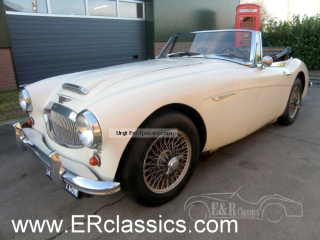 Austin Healey  Healey 3000 MK3 BJ8 1964 overdrive good driver 1964 Vintage, Classic and Old Cars photo