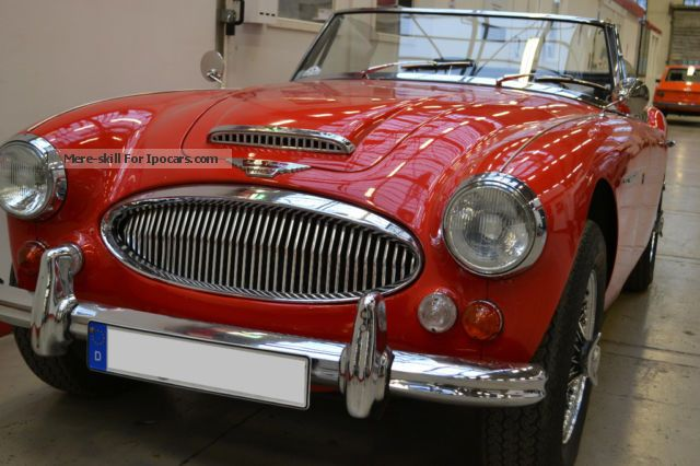 Austin Healey  MK III 1964 Vintage, Classic and Old Cars photo