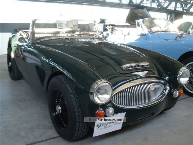 Austin Healey  MK3 1967 Vintage, Classic and Old Cars photo