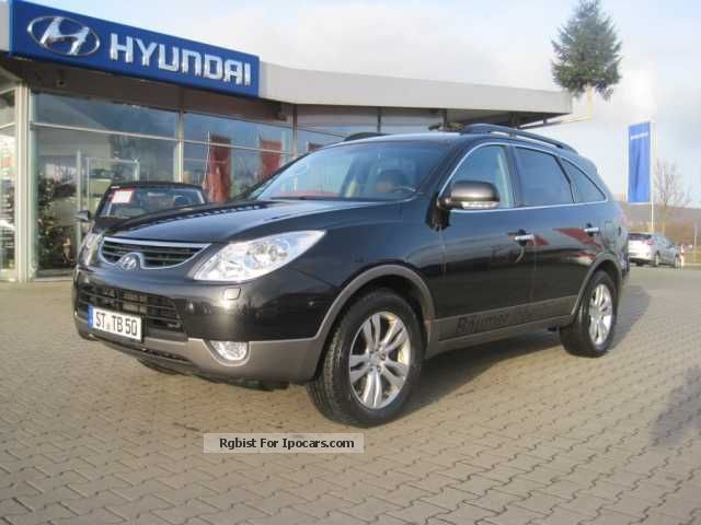 2010 Hyundai  ix55 3.0 CRDi Premium Automatic, Xenon, Leather, and much more. Off-road Vehicle/Pickup Truck Demonstration Vehicle (  Accident-free ) photo