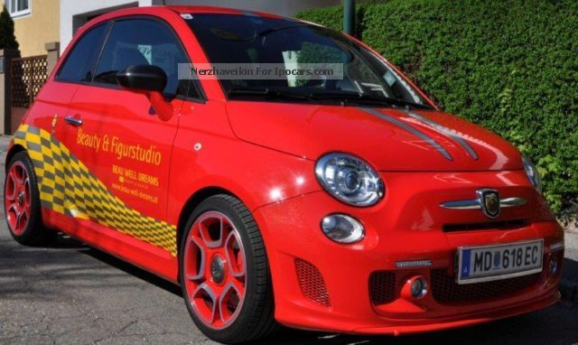 2012 Abarth  Fiat 695 Ferrari Tributo buy used Small Car Used vehicle (  Accident-free ) photo