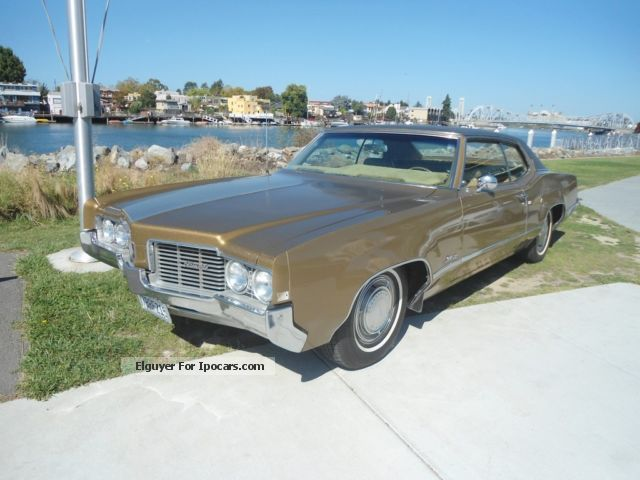 Oldsmobile  Delta 88 Coupe 455cu 1969 Vintage, Classic and Old Cars photo